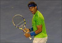 Nadal sikret finaleplass i Australian Open mot Federer
