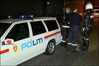 Politiet på Sørlandet skader seg mest