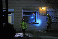 Bombeangrep mot politistasjon i Malmö