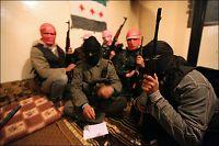 UD ber alle nordmenn forlate Syria