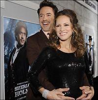 Downey Jr. (46) pappa igjen