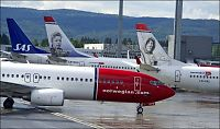 Norge soleklart øverst på flystatistikk