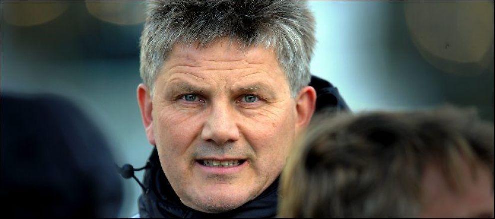 DØDE MANDAG: Fotballtrener og Viasat-kommentator Knut Torbjørn Eggen ble 51 år gammel. Foto: Bjørn S. Delebekk