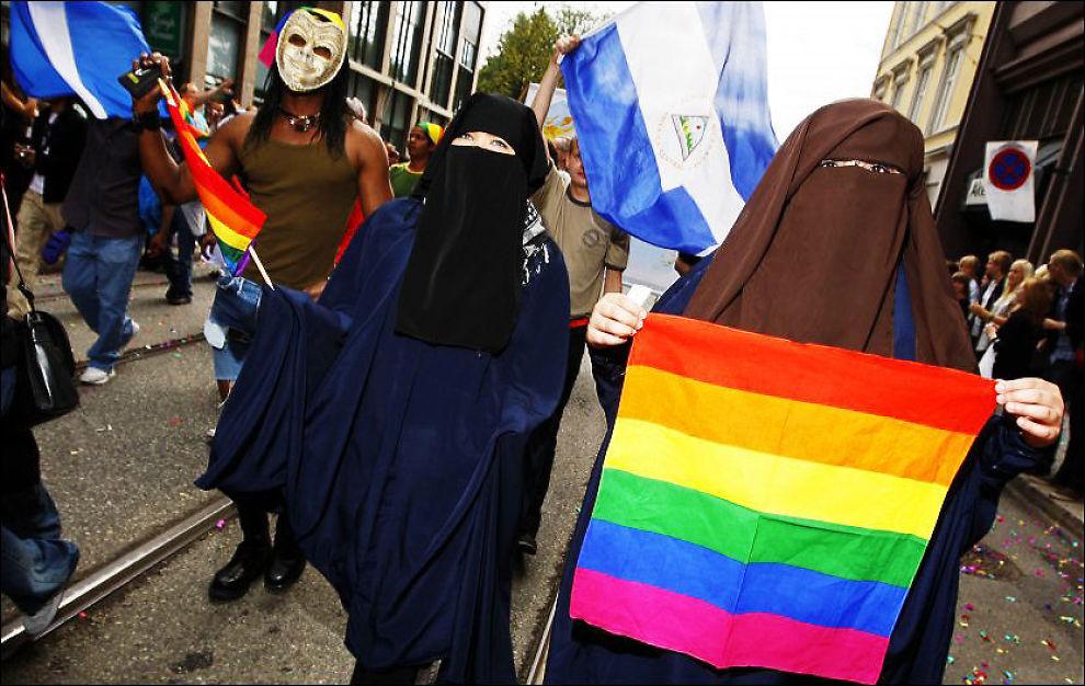 muslim i norge homofil dating