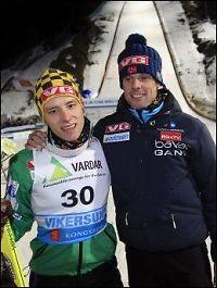 Sølvvinner Velta: - Jeg var redd for å hoppe