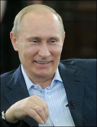 Putin satser på jomfruer i valgkampanjen