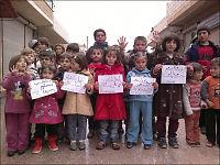 FN: Over 500 barn drept i uroen i Syria