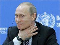 Putin om angivelig attentat-plan: - Må leve med dette