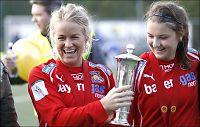 NRK stiller krav til kvinnefotballen