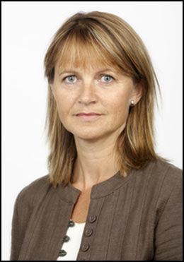FORSKNINGSLEDER: Anne Line Bretteville-Jensen ved Statens institutt for rusmiddelforskning (SIRUS). Foto: SIRUS
