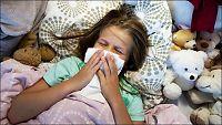 Influensautbrudd i hele landet