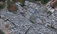 Nødhjelp framme i syriske Homs