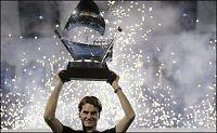 Federers femte Dubai-tittel