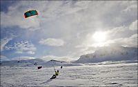Telemark er tørrere enn i Sahara