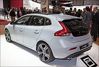Sikreste Volvo noensinne - med airbag for fotgjengere