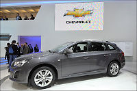 Chevrolet på norsk jord igjen