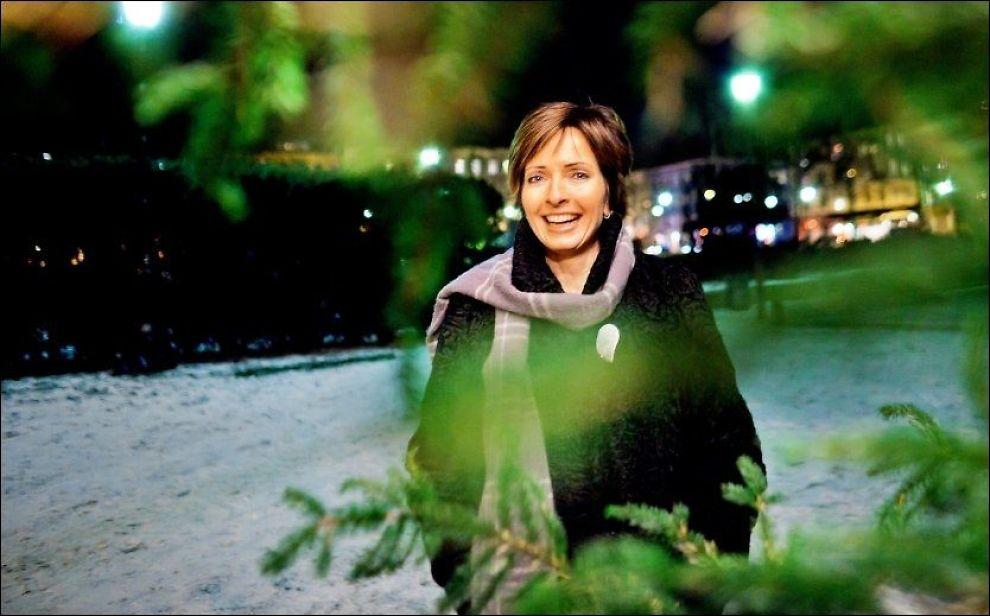 GA RESULTATER: Hanne Kristin Rohde forteller at hun ble vitne til en intens kommunikasjon mellom sønnen og Snåsamannen. Og at sønnen raskt ble bedre. Foto: Krister Sørbø/VG