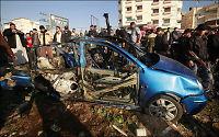 Israelske luftangrep tok 15 liv på Gazastripen