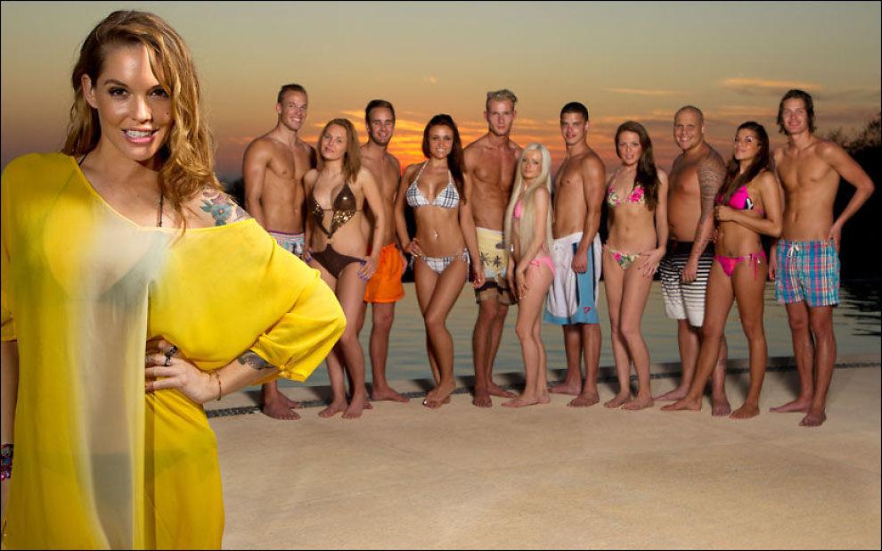 paradise hotel deltakere porn star