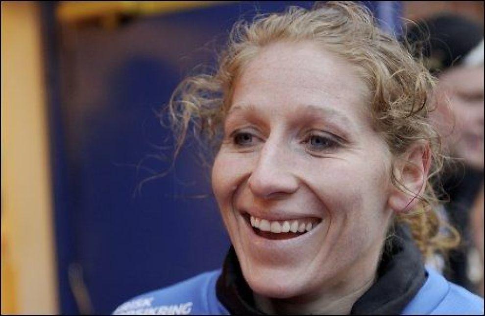LEGGER OPP: Lise Klaveness orker ikke mer fotball, og har bestemt seg for å legge støvlene på hylla. Foto: KRISTIAN HELGESEN / VG