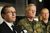 Forsvarsministeren: - En av de verste beskjedene