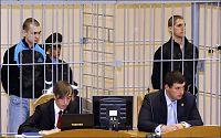 Norsk fordømmelse av henrettelser i Hviterussland