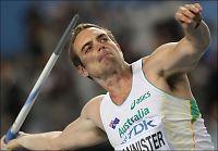 Thorkildsen-utfordrer fyllekjørte - OL i fare