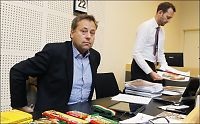 Arve Juritzen i retten: - Jeg er ingen snylter