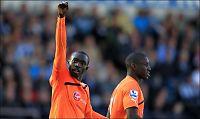 Cissé og Ben Arfa skinte i sterk Newcastle-seier