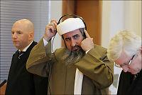 Krekar dømt til fem år for terror- og drapstrusler