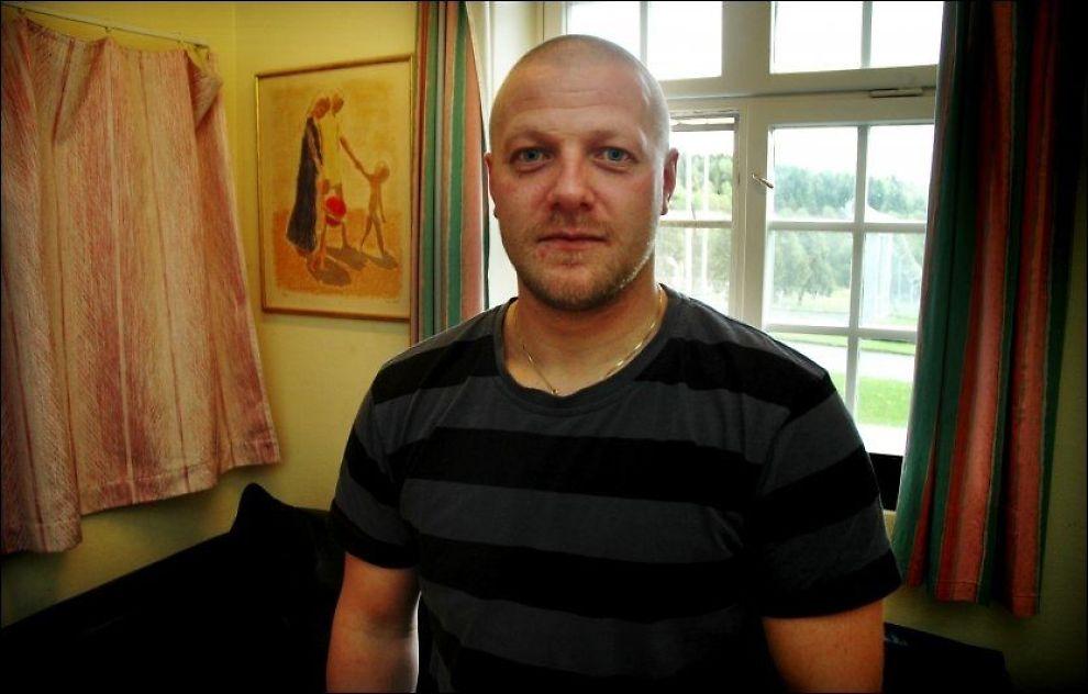 DØMT: Viggo Kristiansen soner en dom på 21 år og 10 års sikring. Foto: Fritjof Nygård