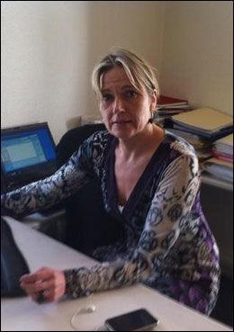 FORNØYD: Bistandsadvokat Nina Braathen Hjortdal sier jenta har vært vært redd, men er glad for tiltalen. Foto: Geir Olsen/VG