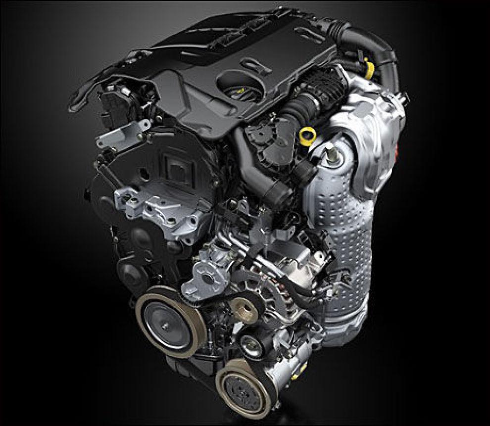 denne motoren brukes i fem forskjellige bilmerker bil og. Black Bedroom Furniture Sets. Home Design Ideas