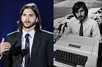 Ashton Kutcher skal spille Apple-sjef Steve Jobs