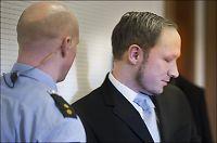 Breivik frykter han vil bryte sammen i dag