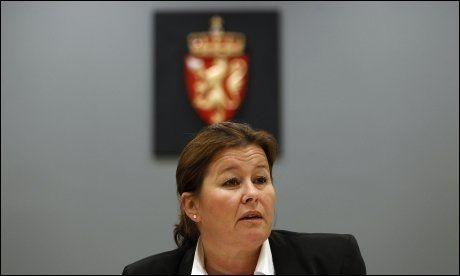 ØNSKET ÅPENHET:Forsvarer Vibeke Hein Bære mener en tv-overføring av den tiltales forklaring ville sørget for en bedre balanse i saken. Foto: Reuters