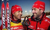 Grubben og Andersen overtar skiskytterlandslaget