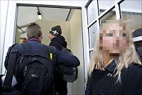 Kvinnelig Breivik-sympatisør bortvist fra Norge