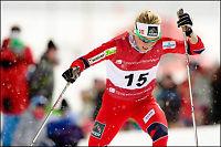 Johaug og Jespersen vant Skarverennet
