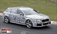 Kompromissløs muskelmasse fra Audi