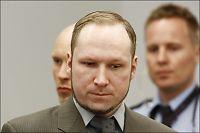 Breivik og statsadvokaten kranglet om Hamsuns tilregnelighet