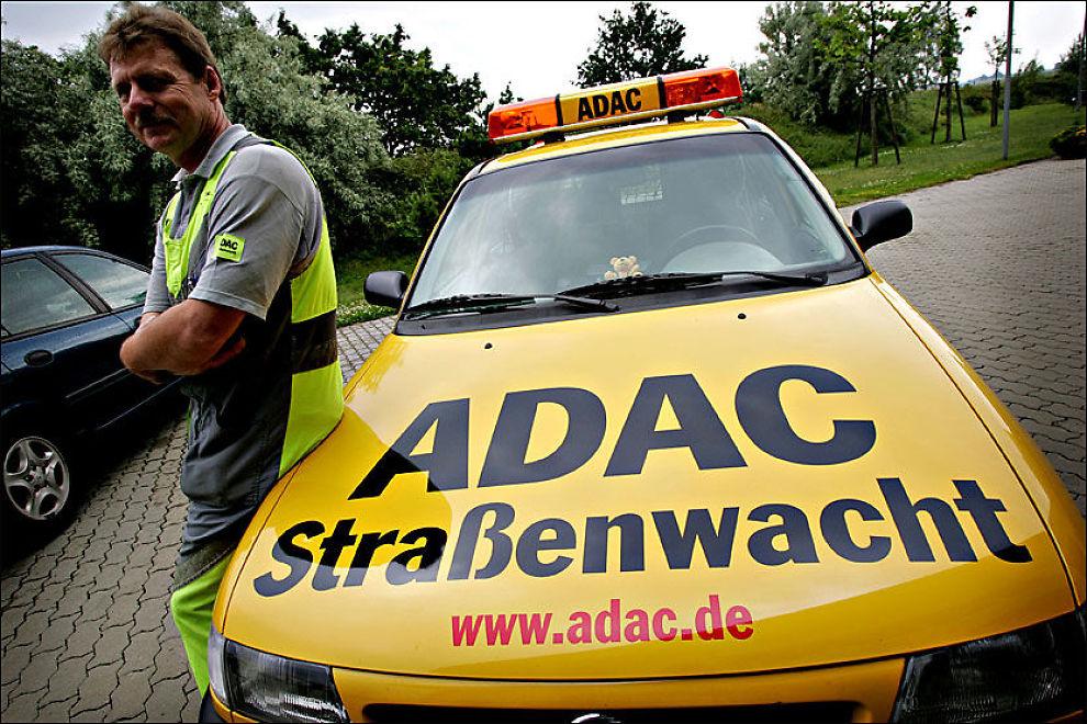 MINST HJELP: Tyske biler krver minst hjelp, ifølgeg tyske ADAC. Arkivfoto: Gøran Bohlin