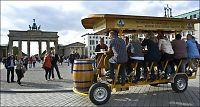 Fastboende aksjonerer mot turister i Berlin