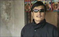 Kinesisk aktivist skaper vansker for USA og Kina