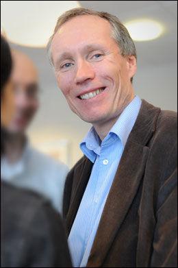ØNSKER TILTAK: Fungerende direktør Frode Forfang i Utlendingsdirektoratet. Foto: UDI