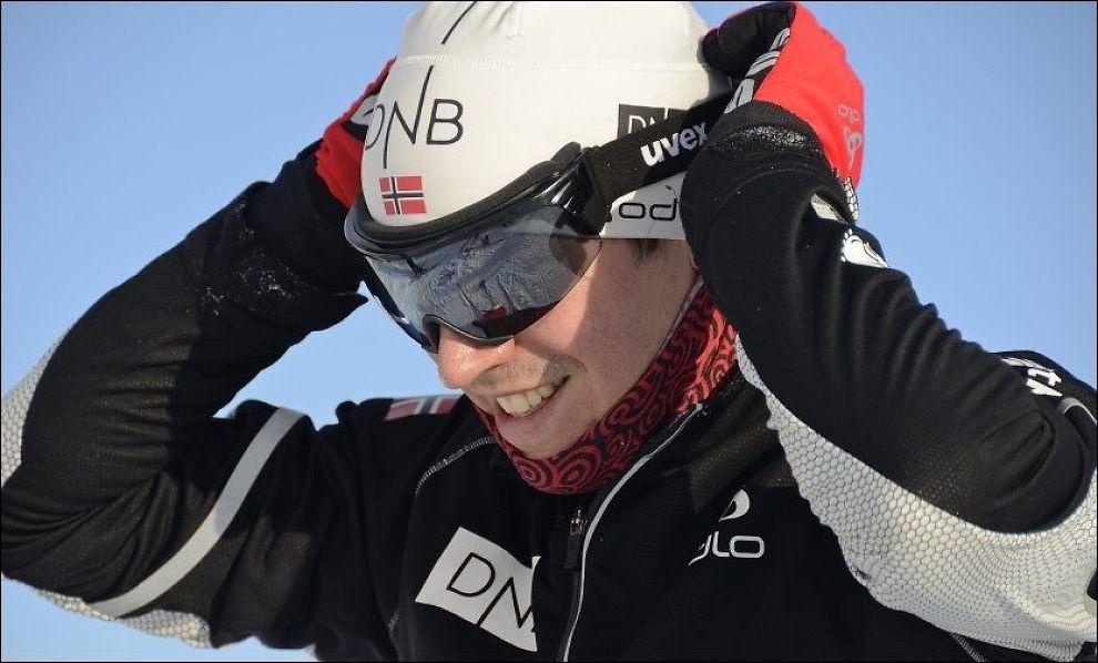 OPERERES: Emil Hegle Svendsen skal opereres torsdag, og går glipp av starten på sesongoppkjøringen. Foto: Jostein Magnussen