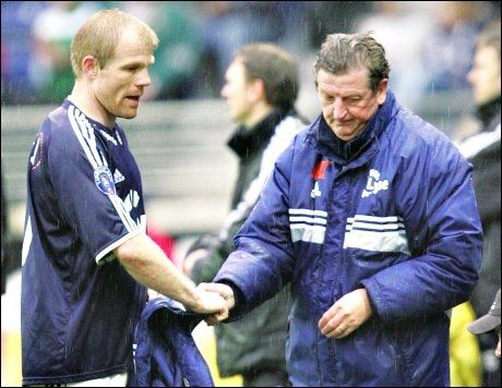 Roy Hodgson dẫn dắt đội bóng Viking