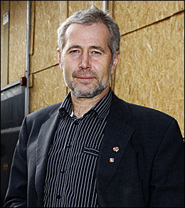 BEKYMRET 2: Leder i Politiets Fellesforbund, Arne Johannessen. Foto: Nils Bjåland / VG