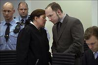 Forsvarerne nektet å stille Breiviks spørsmål