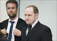 Breivik kommenterte overlevendes forklaring